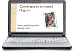 Laptop Curso de Blogs