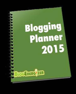 Planificador anual para blogs