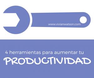herramientas para aumentar tu productividad
