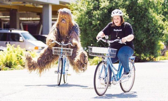 Lo que Chewbacca Mom puede enseñar a emprendedores online