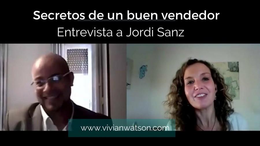 Jordi Sanz, secretos de un buen vendedor