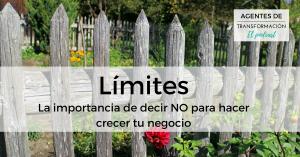 Los límites: decir no para hacer crecer tu negocio