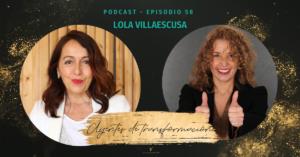 Entrevista con Lola Villaescusa